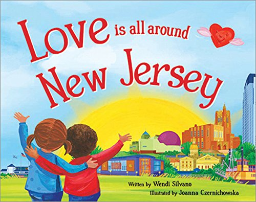 Read Online Love Is All Around New Jersey ebook
