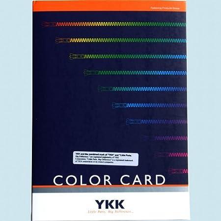 Zipperstop Wholesale Authorized Distributor Ykk Color Card Ykk