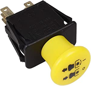 """Ferris PTO Switch, Momentary (Small Knob) for 52"""" & 61"""" Deck Lawn Mowers / 5104697"""