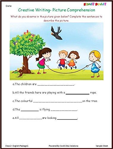 Grade 4 english worksheets canada