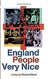 England People Very Nice (Oberon Modern Plays)