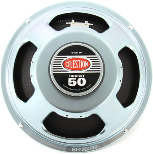 Celestion Rocket 50 12'' 50-Watt Replacement Guitar Speaker 16 Ohm by CELESTION