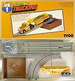 1982 TYCO US-1 Trucking Slot Car Gravel Site #3452 MIB