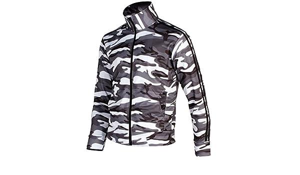 myglory77mall Traje de chaqueta de gimnasio entrenamiento desgaste ...