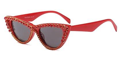 Jnday Gafas de sol para hombre, gafas de sol, de fibra de ...