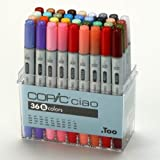 Copic Ciao Set of 36 Set B by COPIC