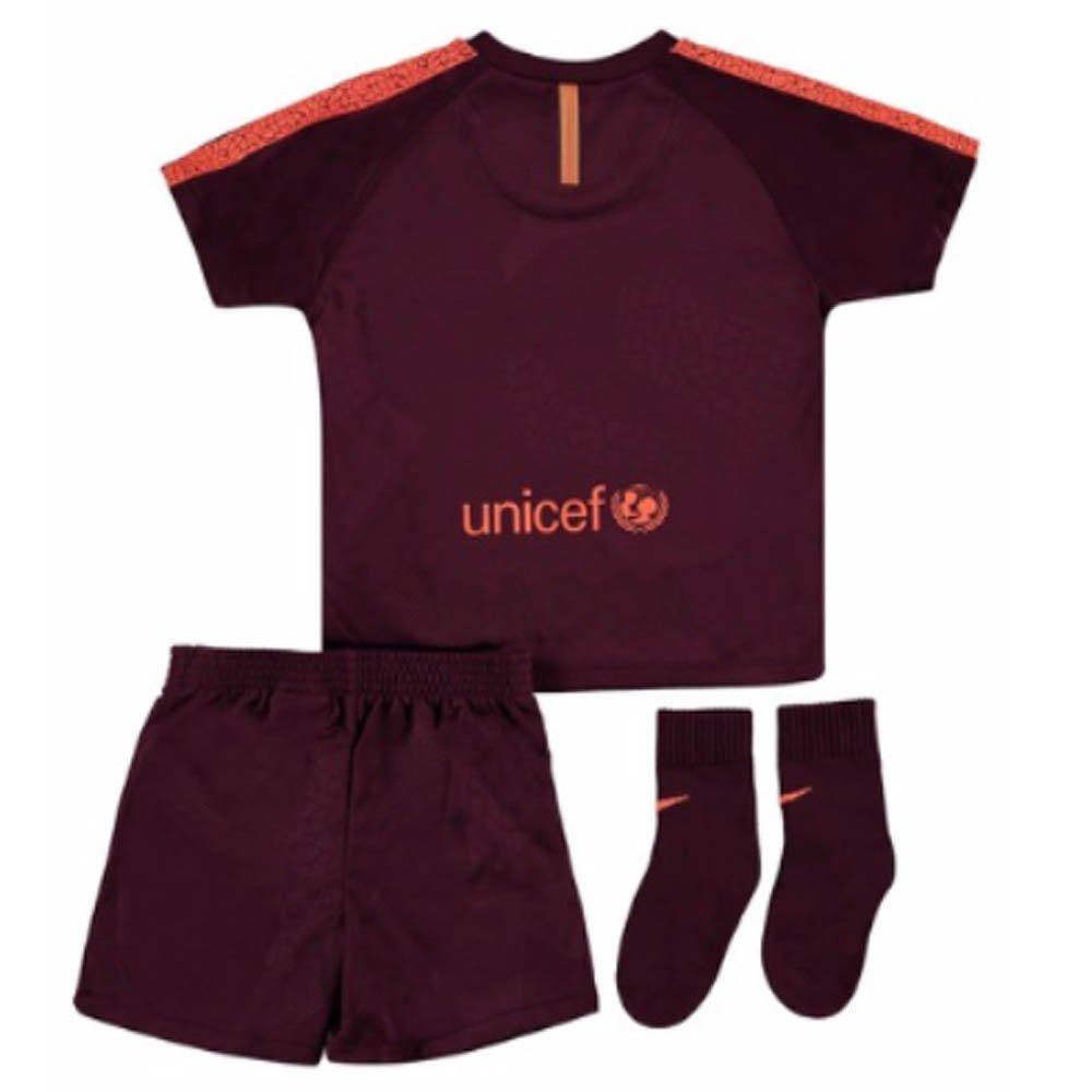 2017-2018 Barcelona Third Nike Baby Kit: Amazon.es: Deportes y ...