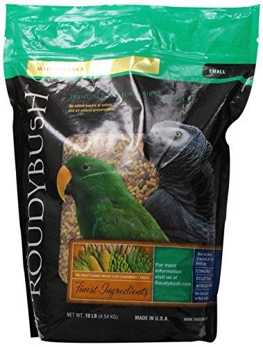 Roudybush California Blend Bird Food, Small, 10-Pound(Packaging May Vary)) by RoudyBush by Roudybush, Inc.