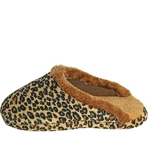 Leopardo Piatto Dada Gommosa Dawgs Da Donna