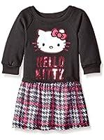 Hello Kitty Little Girls' Hello Kitty Sweatshirt Set (Toddler/Kid)