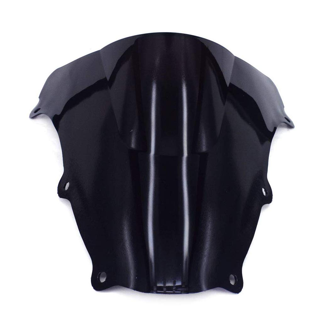 Azul Motocicleta Wave parabrisas Shield viento protector de parabrisas para SV650//SV650S 2003-2010 SV1000//SV1000S 2003-2010