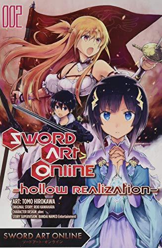 Sword Art Online: Hollow Realization, Vol. 2
