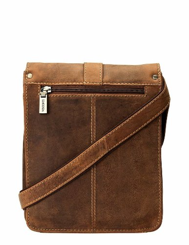 Visconti 16113 Cross Body Bag, Oil Tan