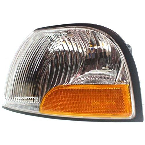(Diften 114-A0941-X01 - New Turn Signal Light Corner Side Marker Park Lamp Driver Left LH Hand NI2520133)