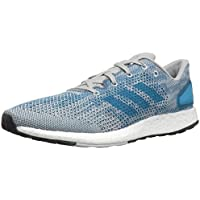 adidas Men's Pureboost DPR Running Shoes (Grey / Mystery Petrol / Grey)