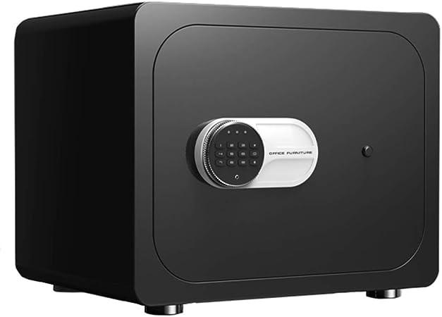 GR Caja Fuerte Caja de Seguridad electrónica Digital con Teclado, Cajas Fuertes de Seguridad para el hogar para Dinero/Pistola/Pistola/Efectivo/joyería, diseño de Anclaje de Pared o gabinete: Amazon.es: Hogar