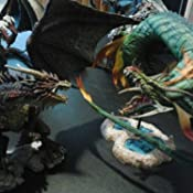 Amazon.com: T M P Intl McFarlane Dragons Series 2:Quest