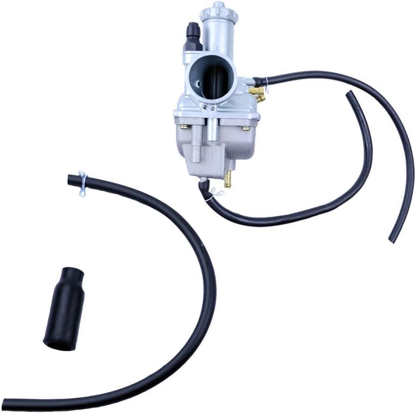 Carburetor With Filter White For 1988-1998 Kawasaki Bayou 220 KLF220 KLF 220