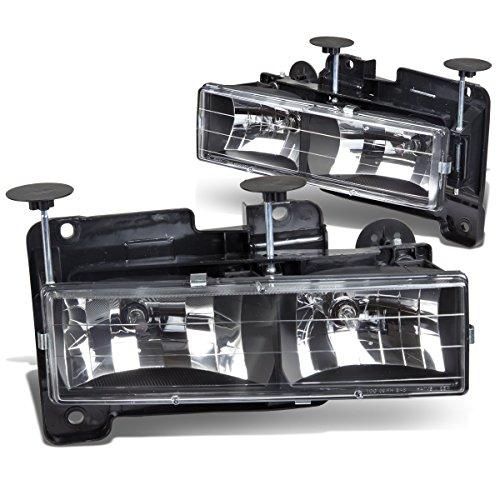 92 chevy 1500 hid headlights - 6