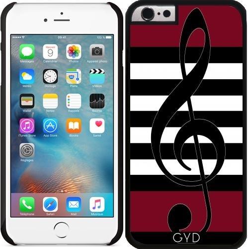 Coque pour Iphone 6 (4,7 '') - Chanson D'amour by Digital-Art