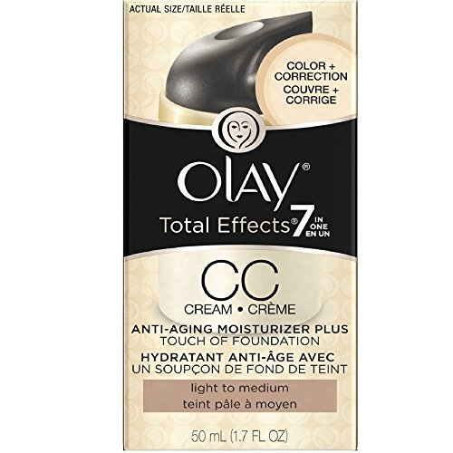 Olay Total Effects 7 in One Anti-Aging Moisturizer + Touch o