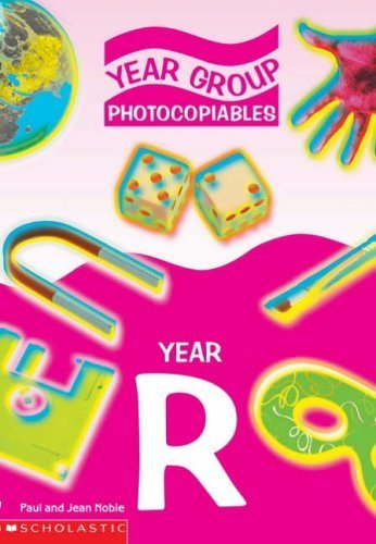 Reception Year (Year Group Photocopiables) by Noble, Paul, Noble, Jean (2002) Paperback