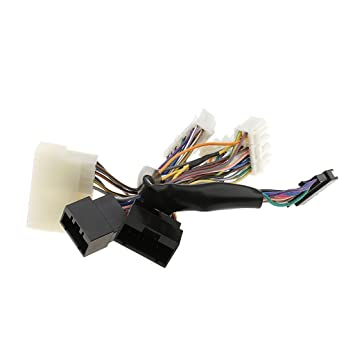 Magnificent Electroprime Obd0 To Obd1 Ecu Adapter Converter Wiring Harness For Wiring Database Obenzyuccorg