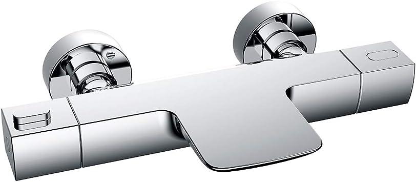 mitigeur thermostatique de douche 38 ℃ WELQUIC mitigeur de bain thermostatique de bain Mitigeur de bain thermostatique