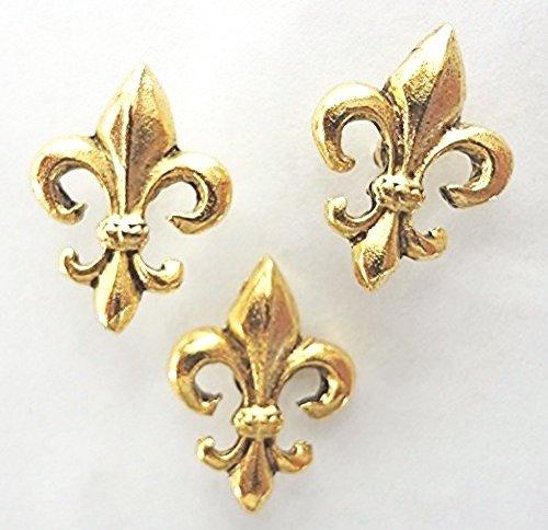 15 Pieces Antique Gold