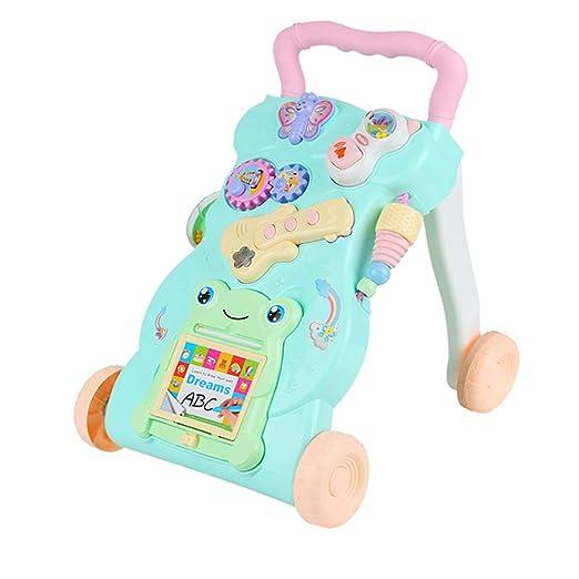Baby Walkers GUO@ Andador Carretilla Andador Multifuncional ...