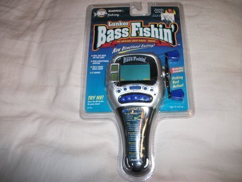(Lunker Bass Fishin' 1997 Electronic Game by)