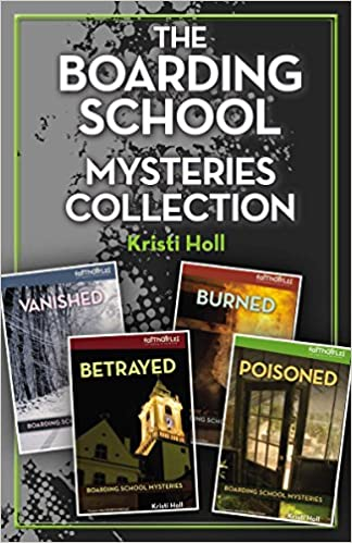 The Boarding School Mysteries Collection (Faithgirlz / Boarding School Mysteries)