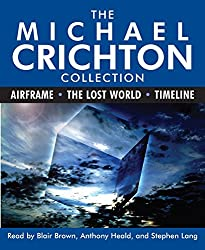 Image of the product The Michael Crichton that is listed on the catalogue brand of Brand: Random House Audio.