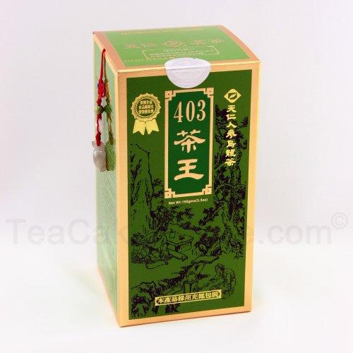 Chinese Oolong Tea - King 403 First Grade Green Tea Bonus Pack (Chinese Tea / Taiwanese Tea) by Ten Ren