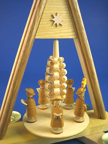 Dregano Kurrende Carolers Christmas Pyramid Made in Germany by Dregano (Image #2)