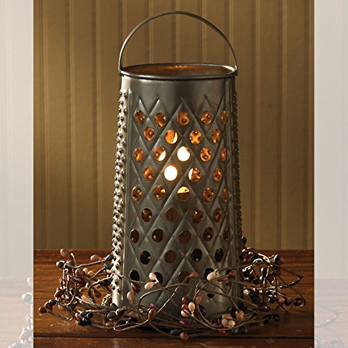 Park Designs Cheese Grater Lamp product image