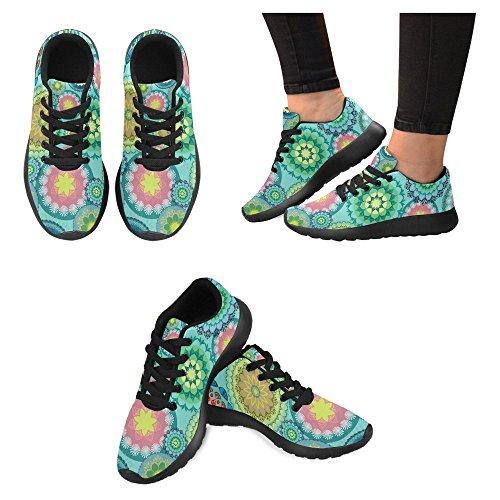 Scarpa Da Jogging Leggera Da Donna Running Running Leggera Easy Go Walking Casual Scarpe Da Corsa Per Donna Multi 6