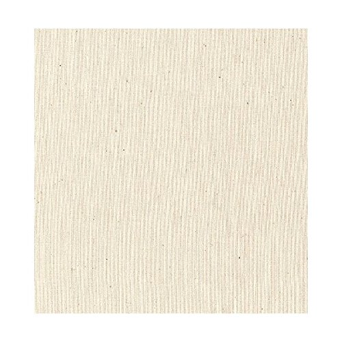 Rockland Industries 108in ROC-Lon Unbleached Muslin Natural Fabric by The Yard, 7693 Lt Cashmere ()
