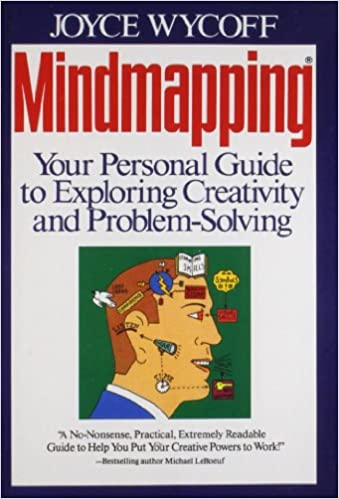 Mindmapping your personal guide to exploring creativity and problem mindmapping your personal guide to exploring creativity and problem solving joyce wycoff 9780425127803 amazon books fandeluxe Image collections