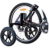 EVO Mobility HD Multi-Fit Adult Bicycle Training Wheels - SM-906