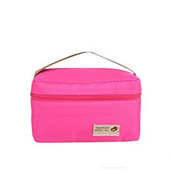 2a74bd61d994 Amazon.com: Portable Thermal Insulated Mini Small Lunch Bag For Kids ...