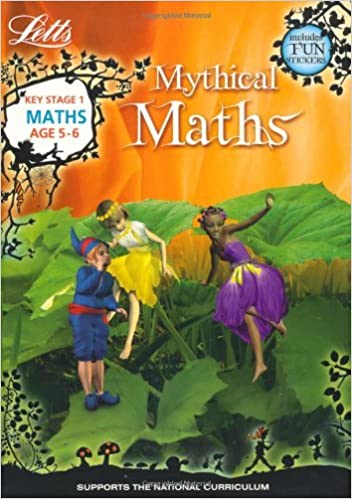 Book Mythical Math 5-6 (Key Stage One) by Educational Experts (2009-06-12)