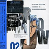 BLEACH BEAT COLLECTION 3rd SESSION : 02 GRIMMJOW JEAGERJAQUES