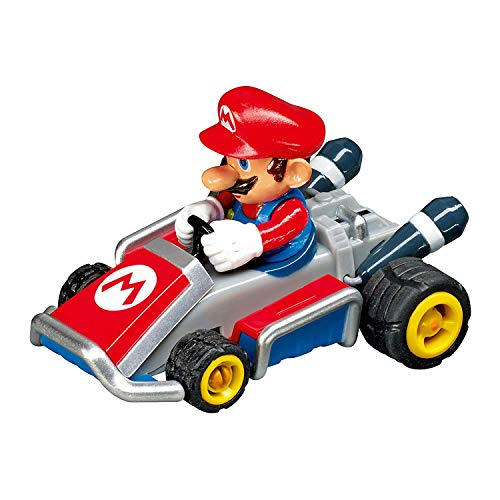 Mario Kart 7 Pull & Speed Pull Back Racer