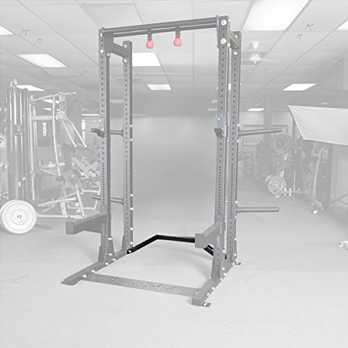 Body-Solid PCL Half Cage SPR500 Bench Clearance Back Bar
