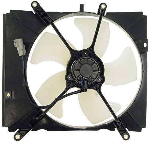 Toyota Tercel Fiberglass - Dorman 620-561 Radiator Fan Assembly