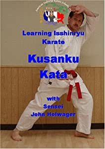 Learning Isshinryu Karate - Kusanku Kata