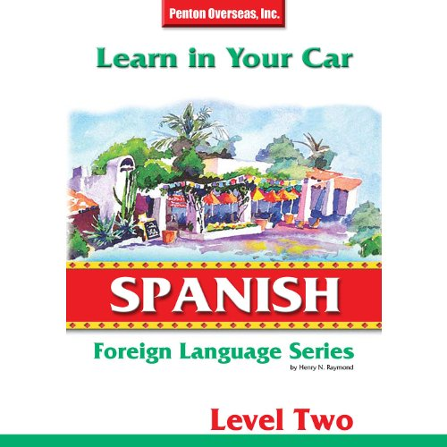 Learn Your Car Spanish Level product image