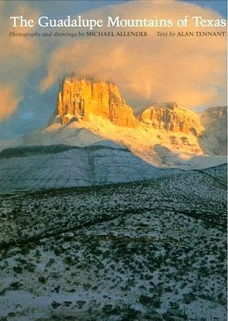 The Guadalupe Mountains of Texas