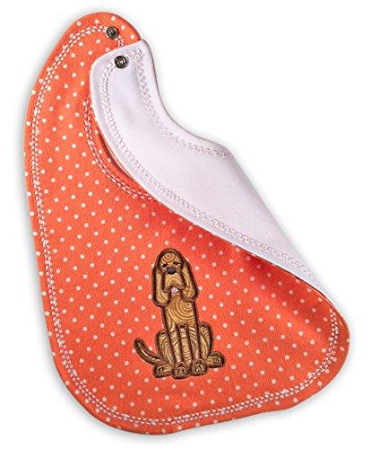 Gift For Baby Tennessee Volunteers Nursery Bundle Polka Dot by Mimis Favorite (Image #3)